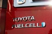 Camión Toyota de pila de combustible