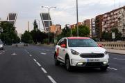 Carsharing Wible en Madrid