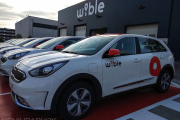 Carsharing Wible en Madrid