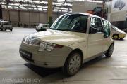 Fiat Ecobasic 1999 en el Heritage HUB FCA de Turín
