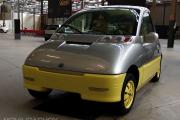 Fiat Zic 1994 en el Heritage HUB FCA de Turín