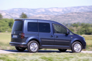 Volkswagen Caddy GNC 7 plazas