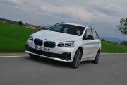 BMW 225xe Active Tourer híbrido enchufable