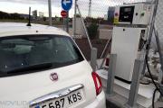 Prueba comparativa Fiat 500 GLP y gasolina
