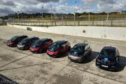 Primer curso de conducción permanente de vehículo eléctrico. Escuela RACE en el Circuito del Jarama.