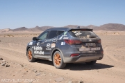 Desierto de los Niños 2018, viaje a Marruecos en un Hyundai Santa Fe