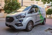 Ford Transit PHEV en Valencia