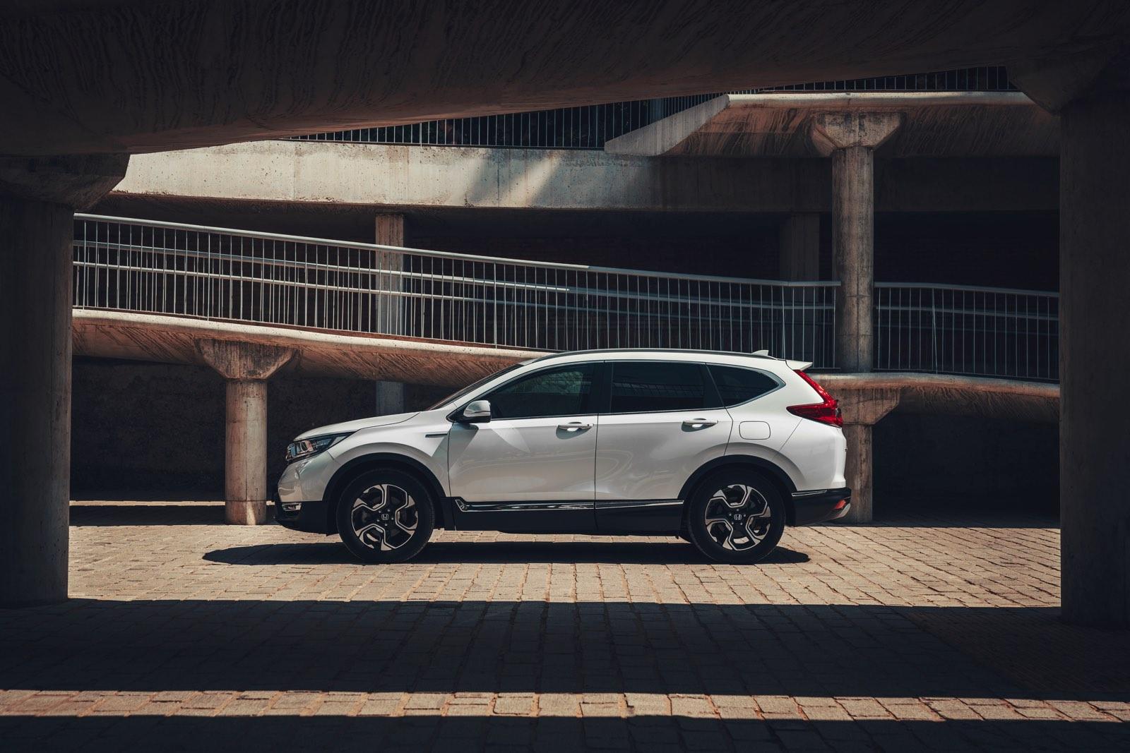 Honda CRV Hybrid SUV híbrido