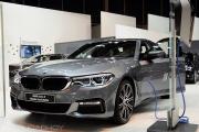 BMW Serie 5 PHEV
