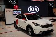 Nuevo servicio de coche compartido Kia Wible