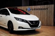 Nissan Leaf, 100% eléctrico