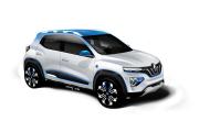 Renault K-ZE SUV urbano eléctrico