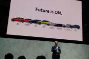 Ofensiva de coches eléctricos del Grupo Volkswagen en España