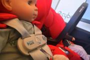 Cybex presenta el sistema de seguridad para sillas infantiles de coches, el Sensor Safe