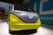 Volkswagen ID Buzz prototipo, versión eléctrica mítica Bully