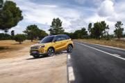 Suzuki Vitara mild hybrid 2020