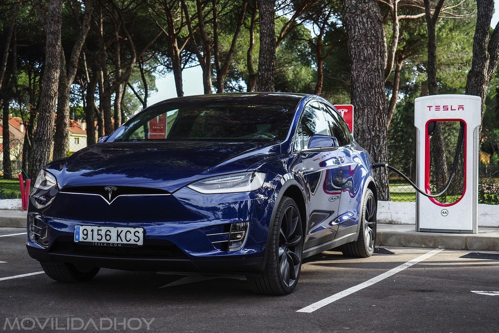 Tesla Model X 100D 2018