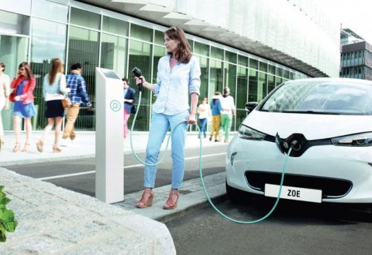 Ayudas comprar coches electricos