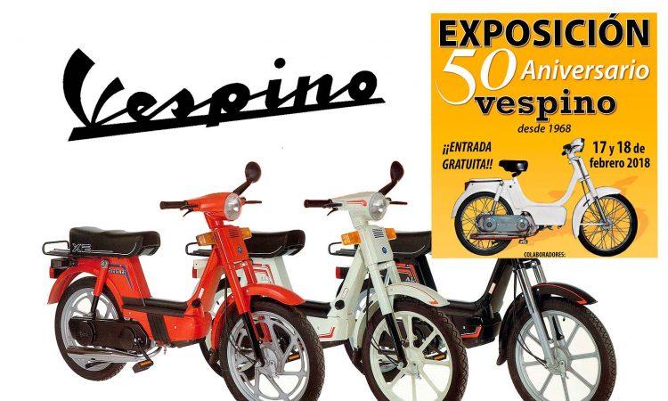 Exposición Vespino 50 aniversario