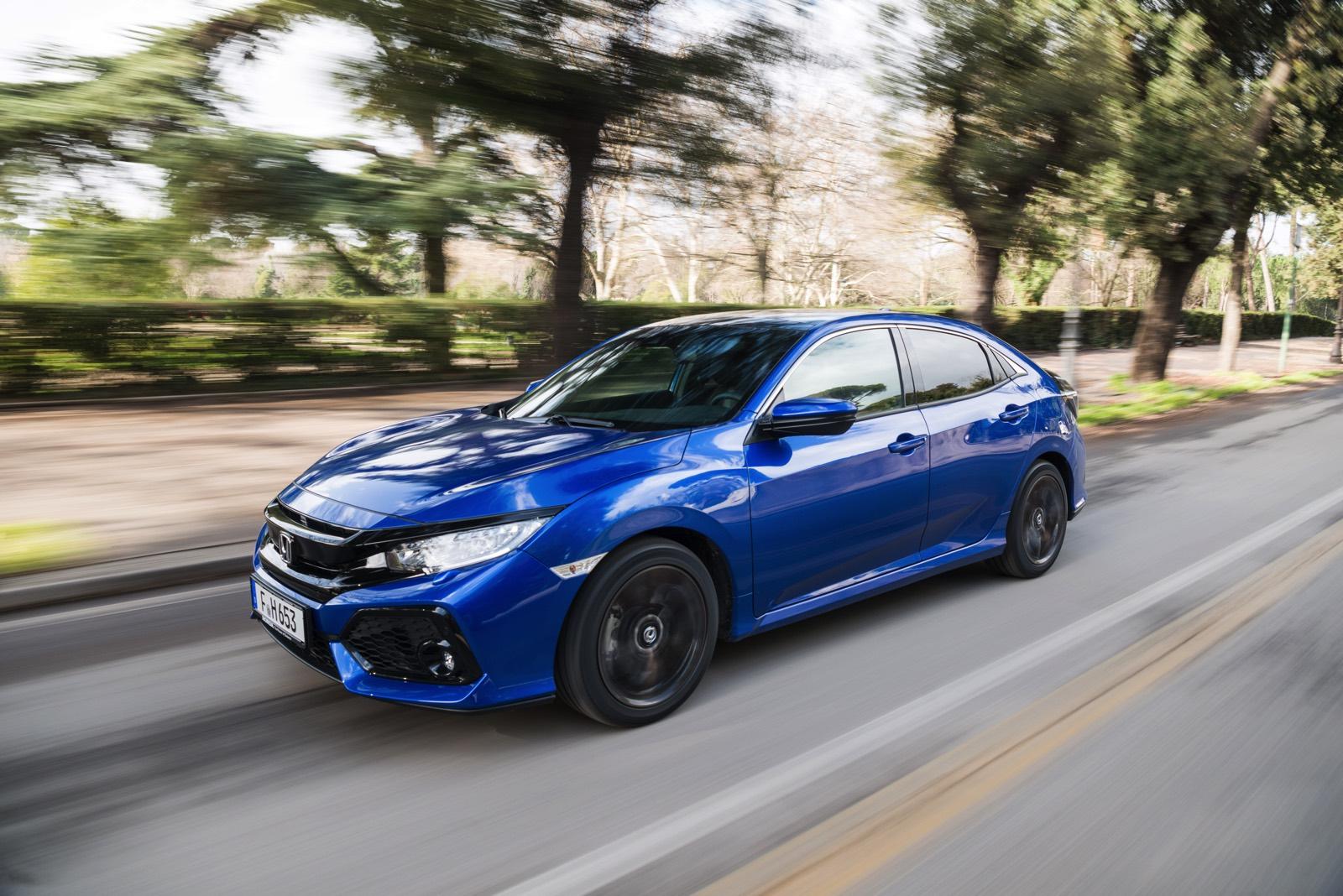 Honda Civic diésel 5 puertas