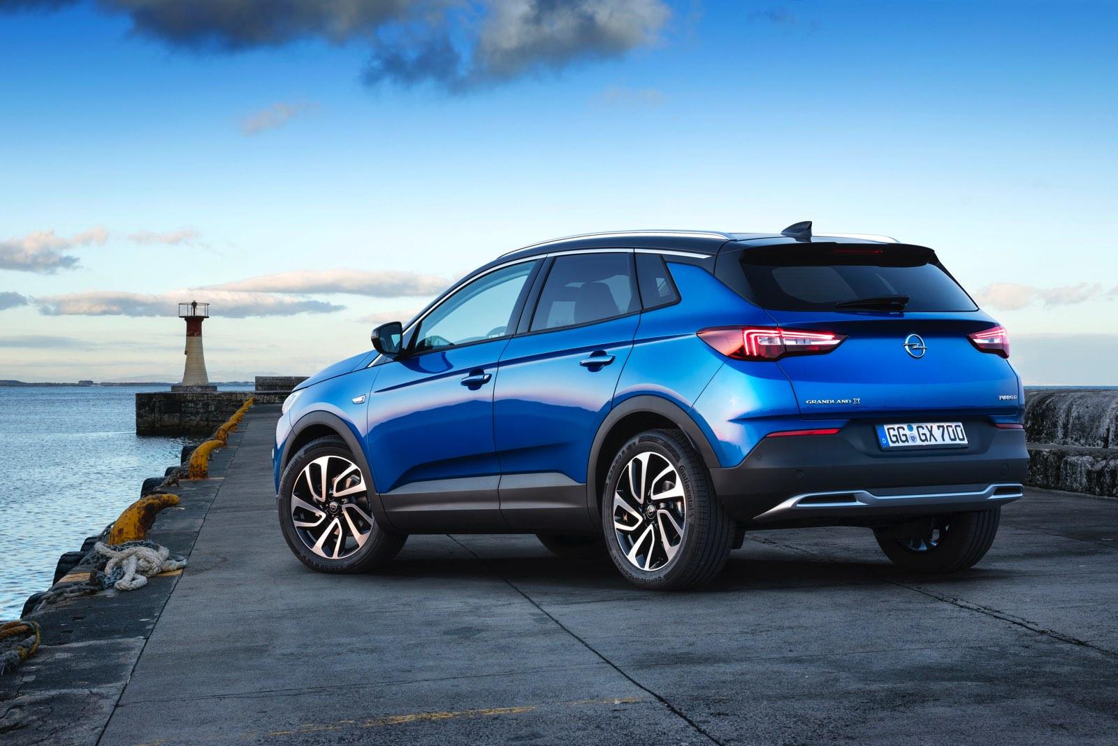 Prueba Opel GrandLand X 2017