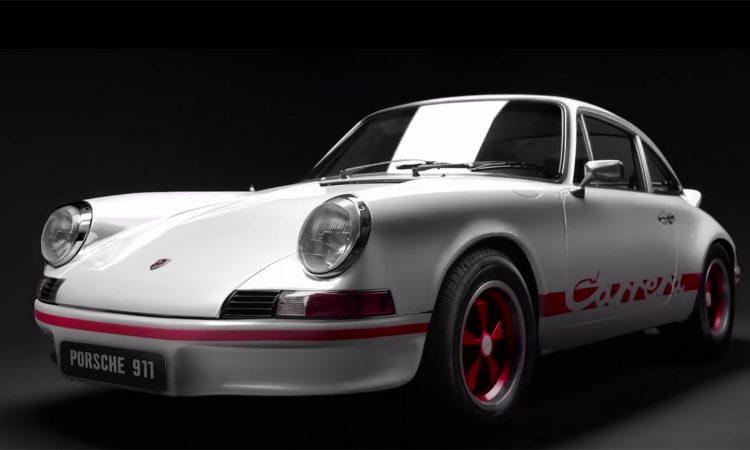 Porsche 911 RS Altaya