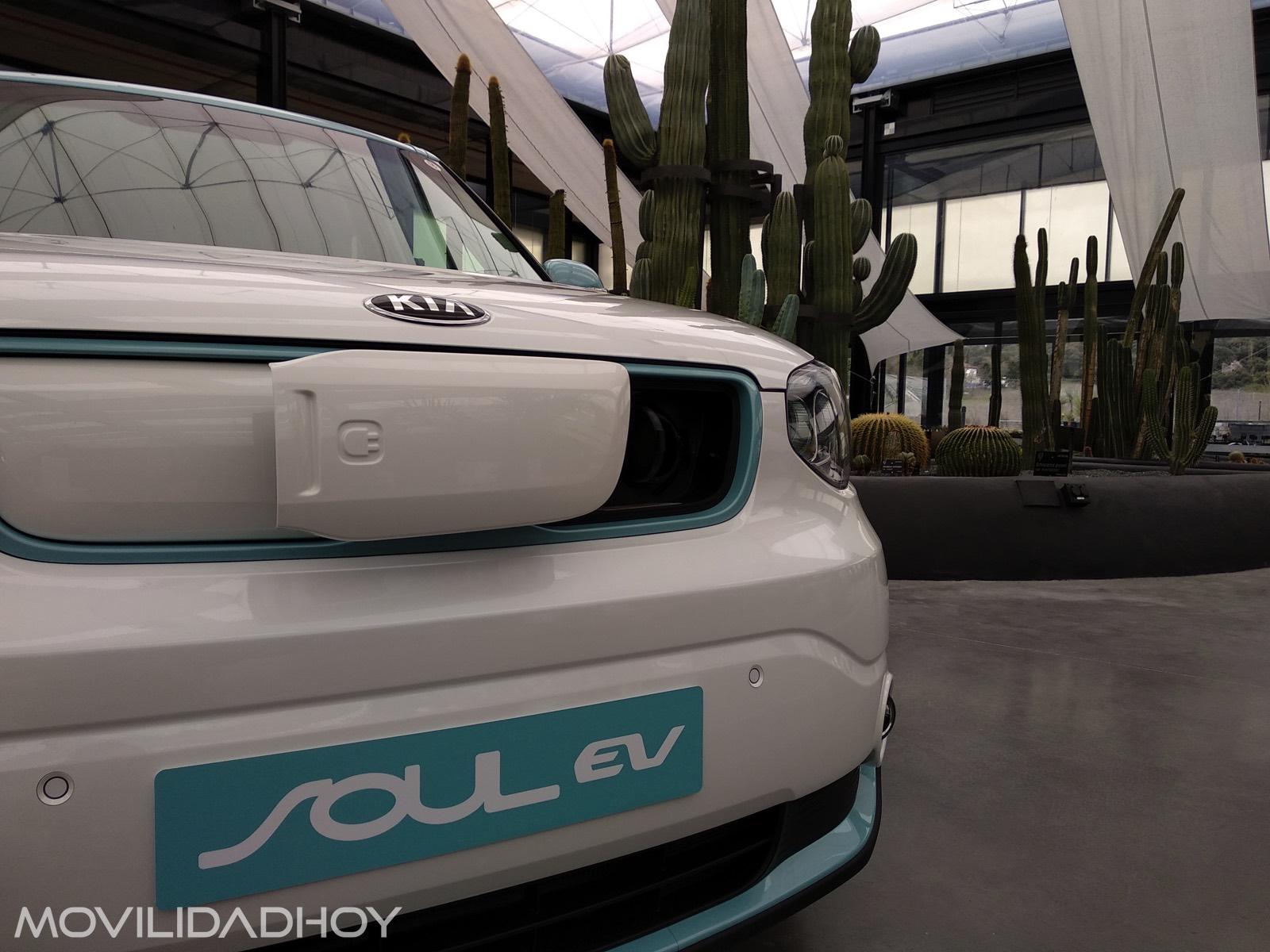 Kia Soul eléctrico (EV)