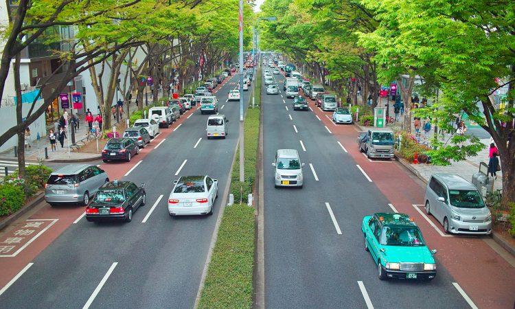 Ventas de coches eléctricos en Japón