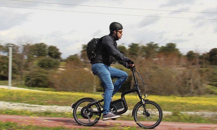 Prueba bicicletas Kymco e-bikes, modelo Q