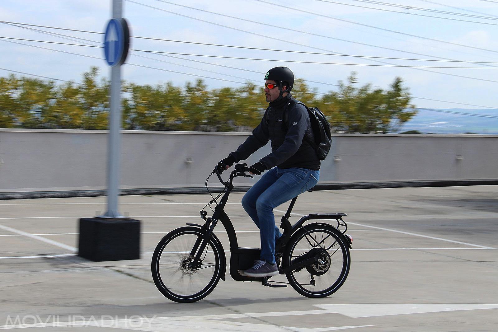 Prueba bicicletas Kymco e-bikes