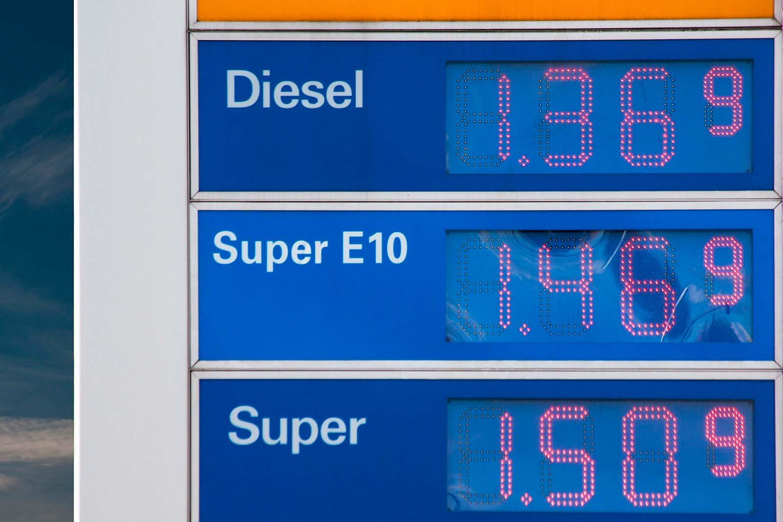 diesel mercado