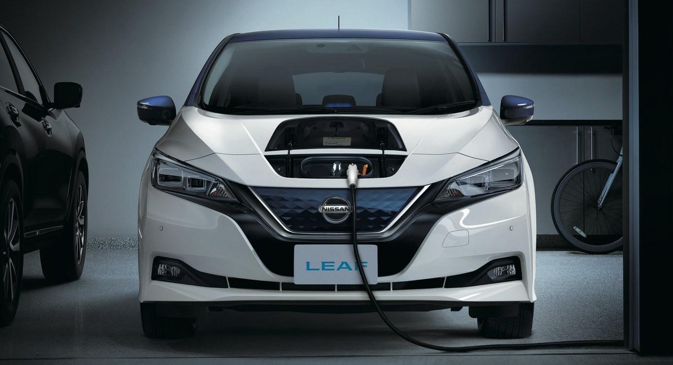 Vehiculos electricos en España