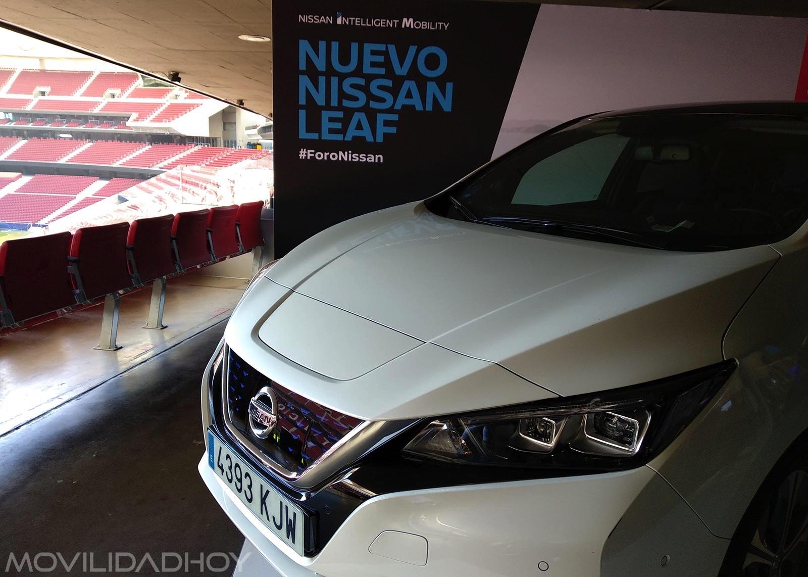 Vehiculo electrico en España
