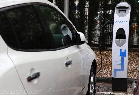Puntos de recarga vehículos eléctricos Endesa