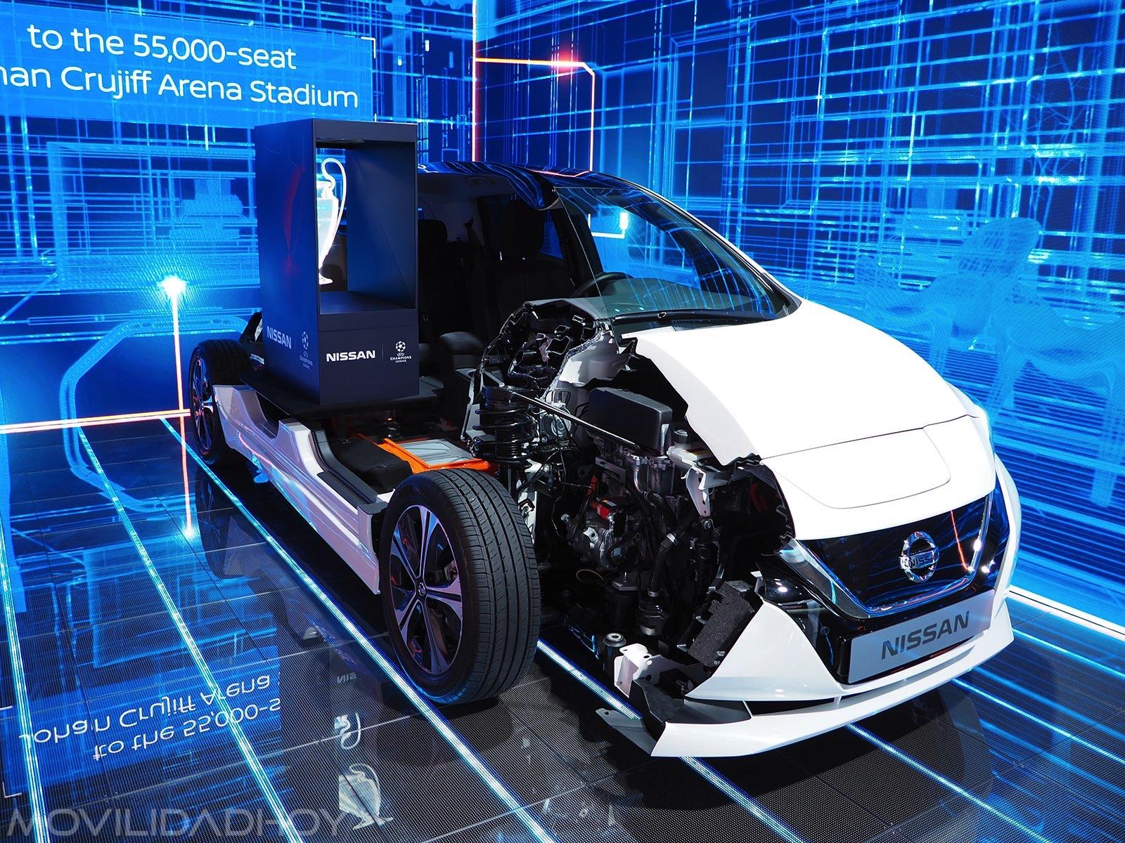 Bateria coche electrico