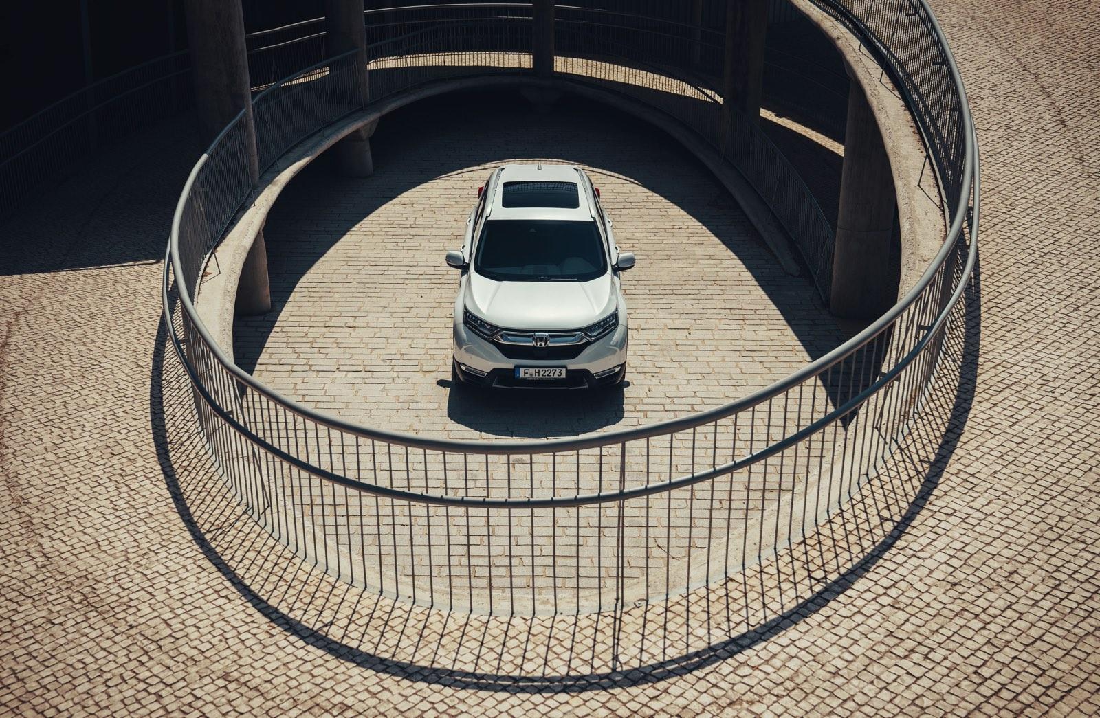 Honda CRV Hybrid i-MMD
