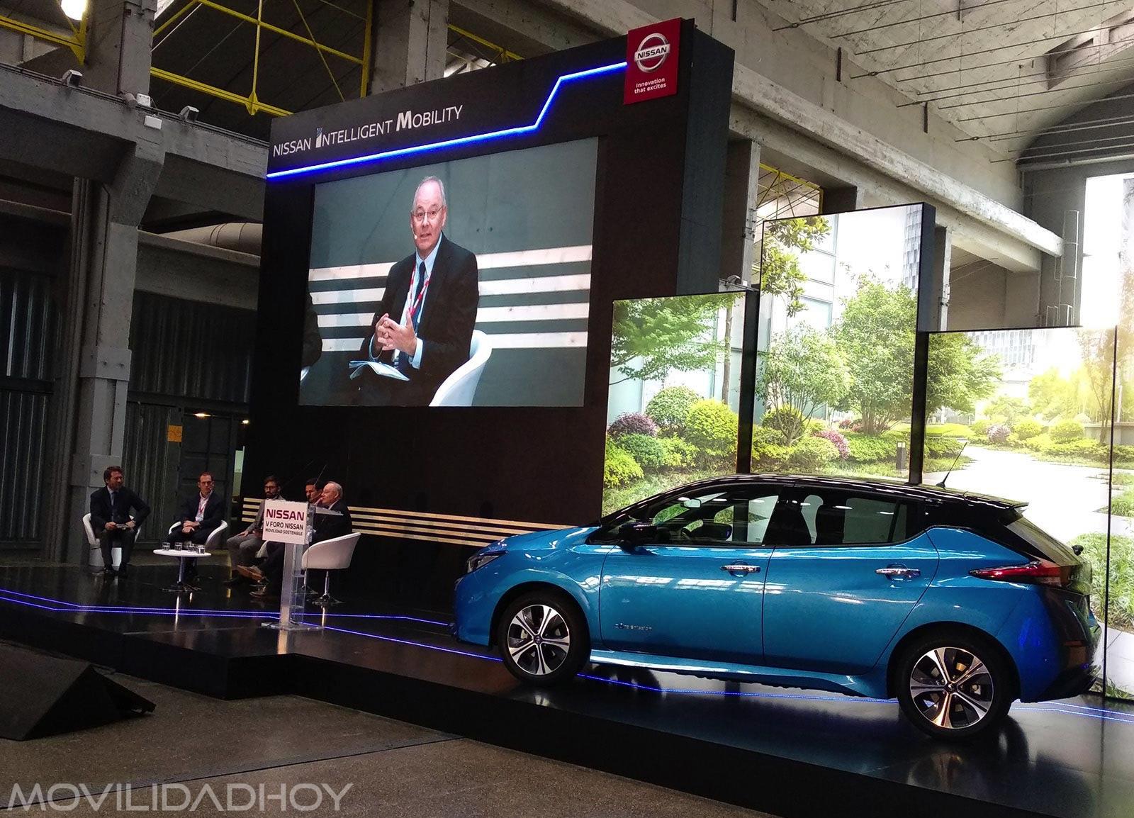V Foro Nissan del Vehículo Eléctrico 2019