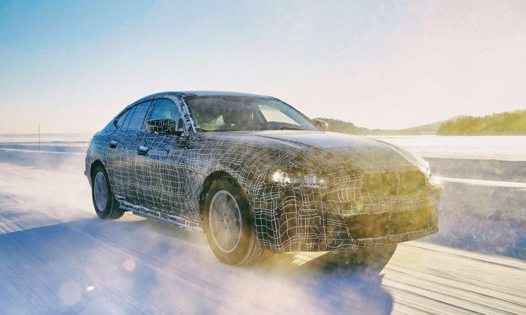BMW i4 eléctrico