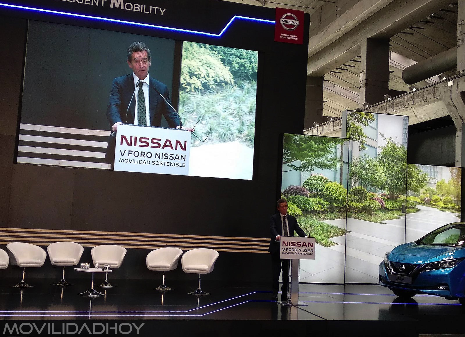 Mario Armero, vicepresidente ejecutivo de la Asociación Nacional de Fabricantes de Automóviles y Camiones (Anfac)