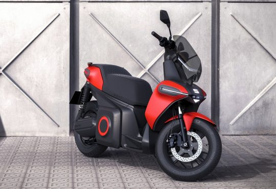 SEAT e-Scooter concept
