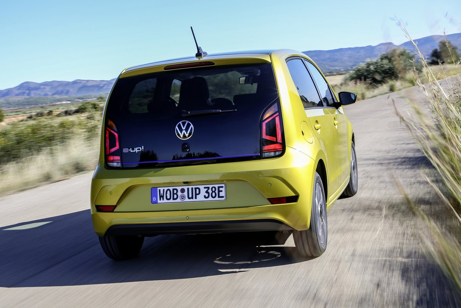 Volkswagen e-up! 2019