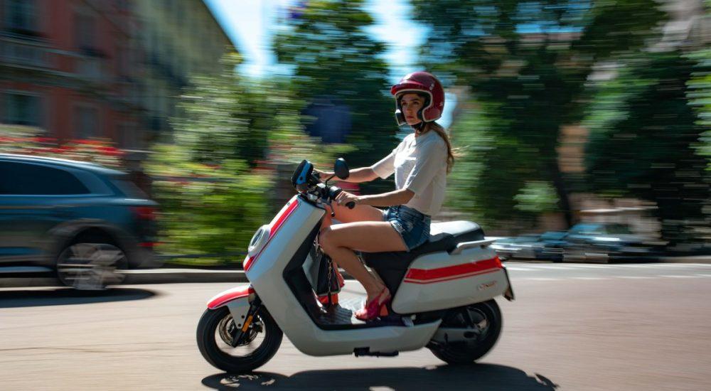 Ciclomotores eléctricos más vendidos