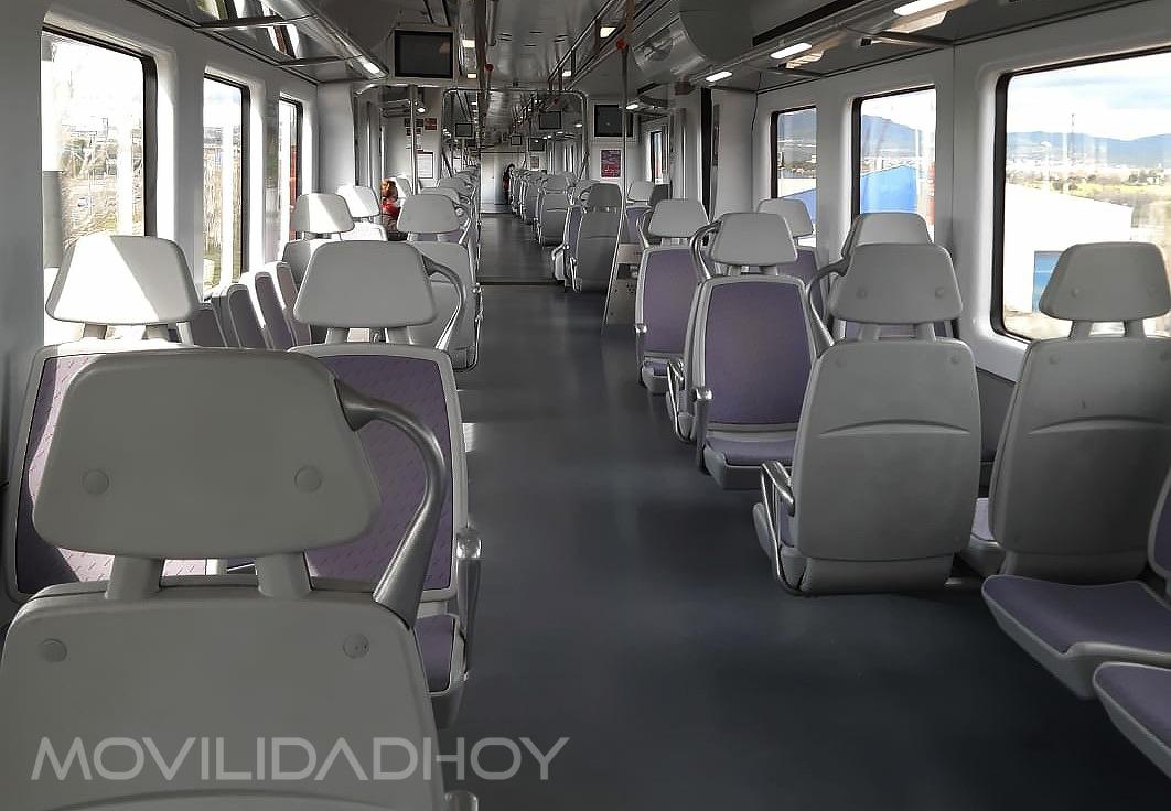 Transporte público y metro en estado de alarma