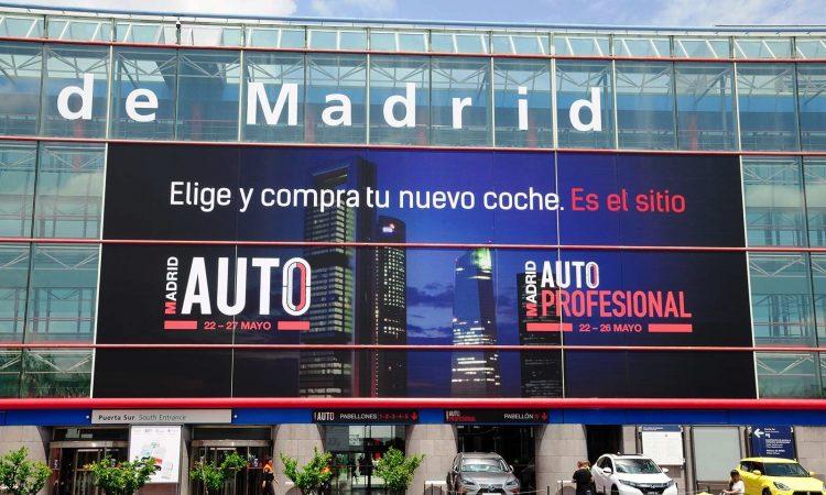 Coches ecológicos en Madrid Auto 2018